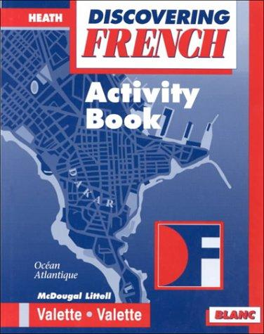Discovering French: Blanc