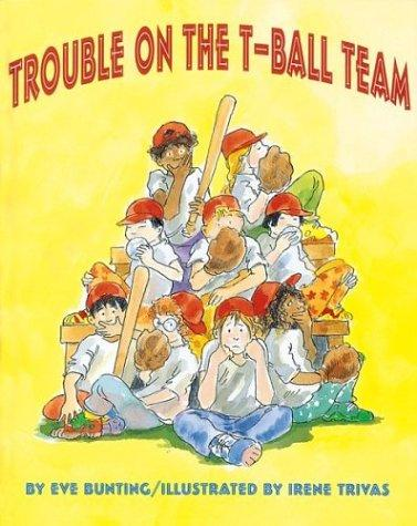 Download Trouble on the T-Ball Team