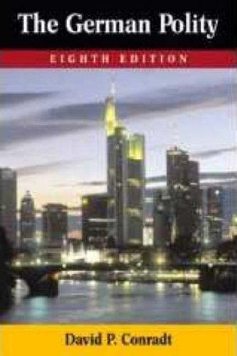 Download The German Polity