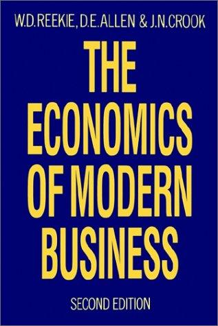 Download The economics of modern business
