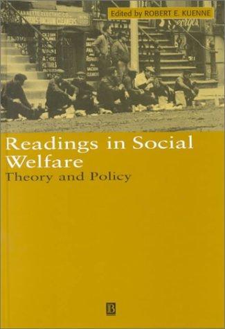 Readings in Social Welfare