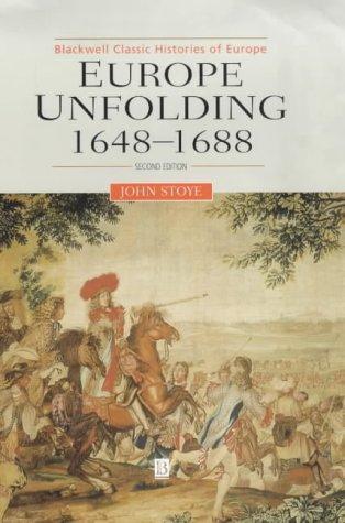 Europe unfolding, 1648-1688