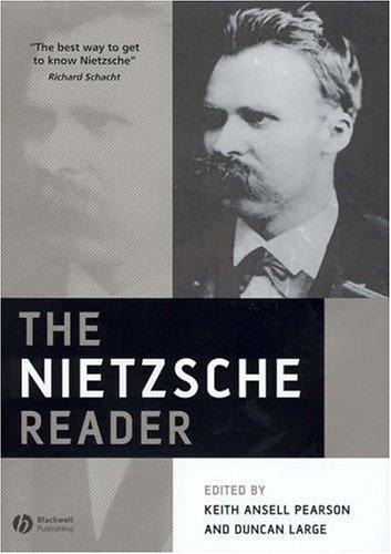 Download The Nietzsche reader