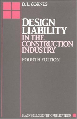 Design liability in the construction industry