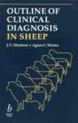 Outline of clinical diagnosis in sheep