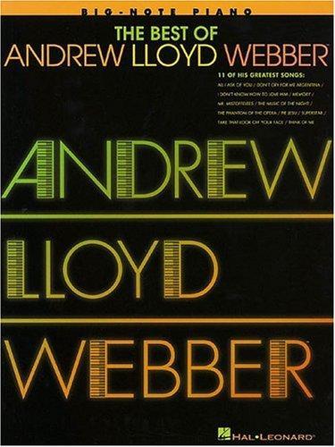 Download The Best of Andrew Lloyd Webber