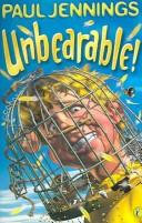 Unbearable! by Paul Jennings
