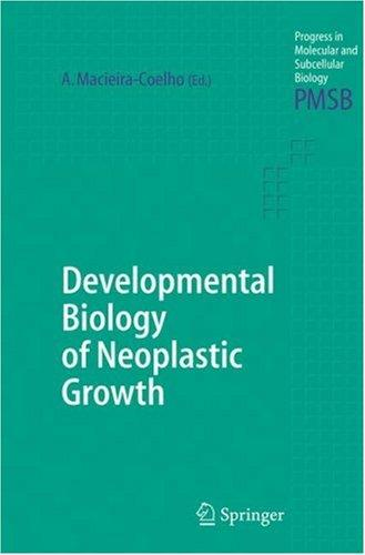 [PDF] [2005] Developmental Biology of Neoplastic Growth (Progres