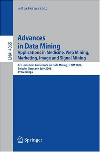 Download Advances in Data Mining