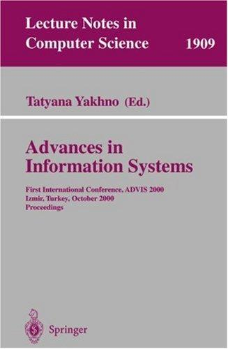 Download Advances in Information Systems