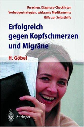 Erfolgreich gegen Kopfschmerz und Migräne.