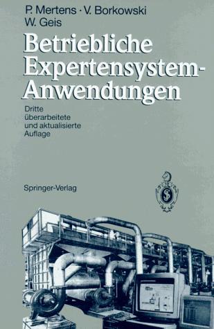 Download Betriebliche Expertensystem-Anwendungen