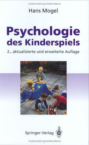 Download Psychologie des Kinderspiels