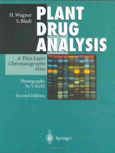 Plant drug analysis