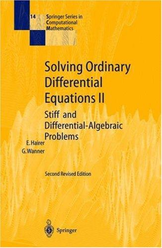 Solving ordinary differential equations