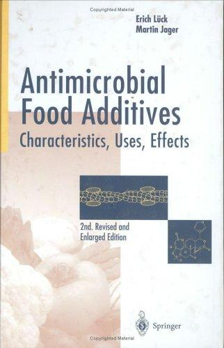 Antimicrobial food additives