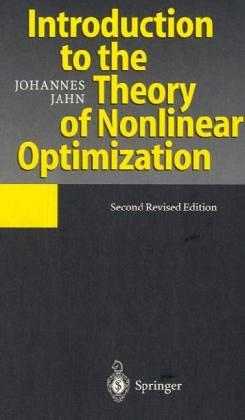 Download Introduction to the theory of nonlinear optimization