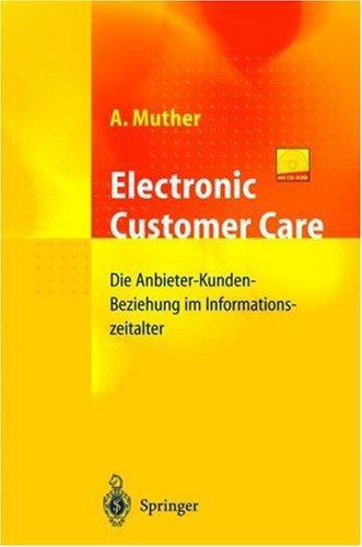 Electronic Customer Care