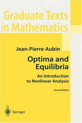 Download Optima and Equilibria
