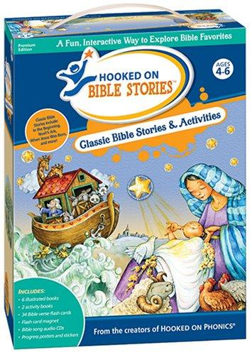 Download Hooked on Bible Stories