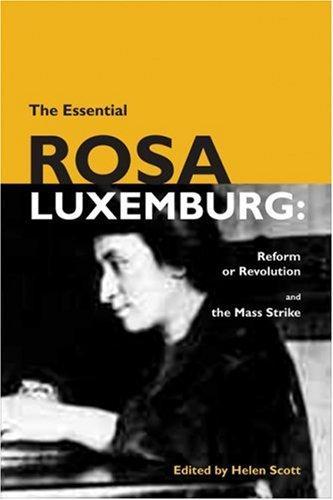 Download Essential Rosa Luxemburg