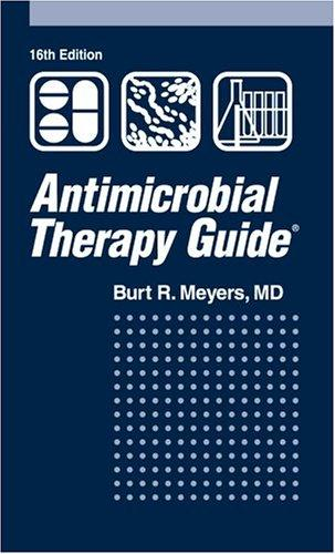 Download Antimicrobial Therapy Guide