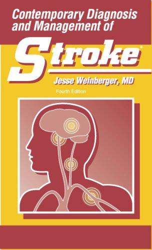 Download Contemporary Diagnosis and Management of Stroke