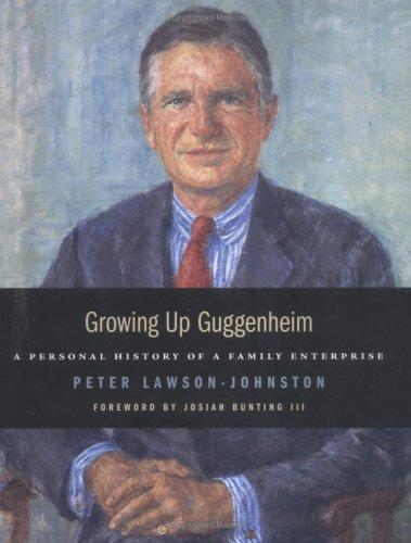 Growing up Guggenheim