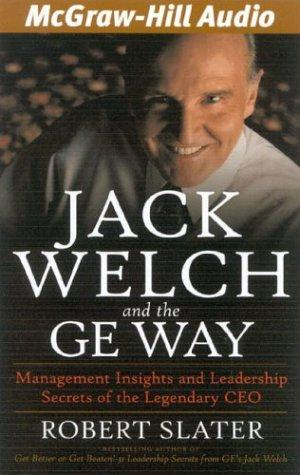Download Jack Welch and the GE Way