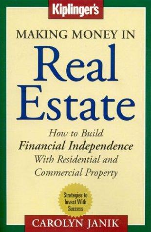 Download Making Money in Real Estate
