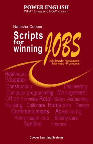 Download Scripts for Winning Jobs