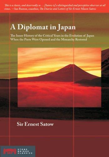 Diplomat in Japan