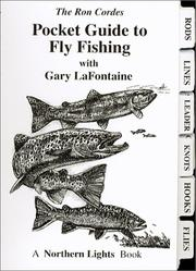 Pocket Guide to Fly Fishing [Spiral-bound] by Cordes, Ron, LaFontaine, Gary