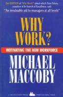 Download Why work?