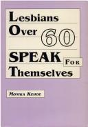 Download Lesbians over 60 speak for themselves