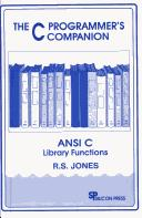 Download The C programmer's companion