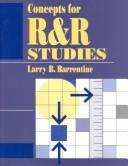 Download Concepts for R&R studies