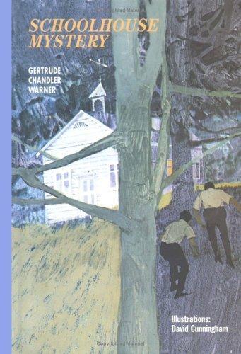 Schoolhouse Mystery (Boxcar Children)