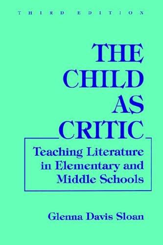 Download The child as critic