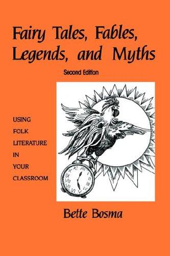 Fairy tales, fables, legends, and myths