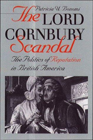 Download The Lord Cornbury scandal
