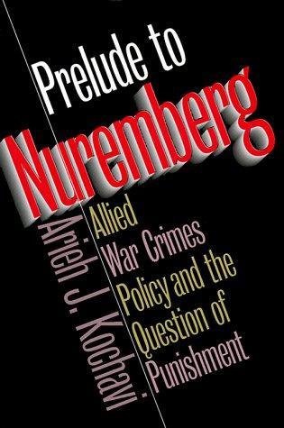 Prelude to Nuremberg