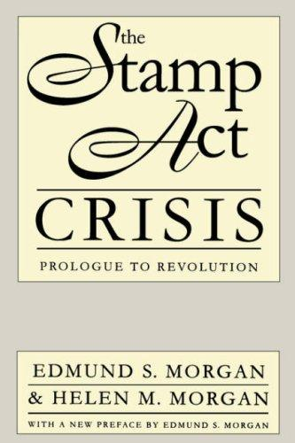 Download The Stamp Act crisis