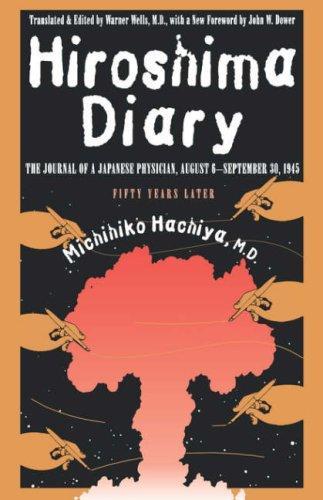 Download Hiroshima diary