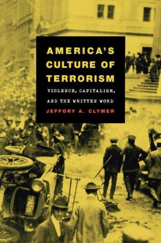 Download America's culture of terrorism