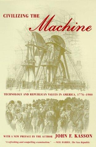 Civilizing the machine