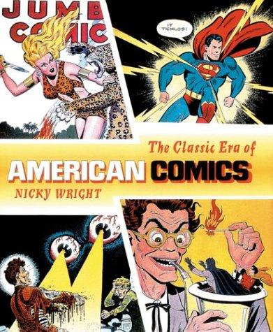 Download The classic era of American comics