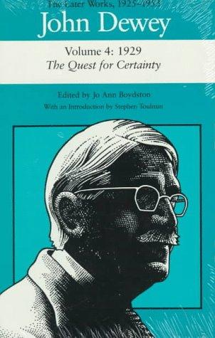 Download John Dewey the Later Works, 1925-1953