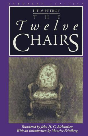 The twelve chairs