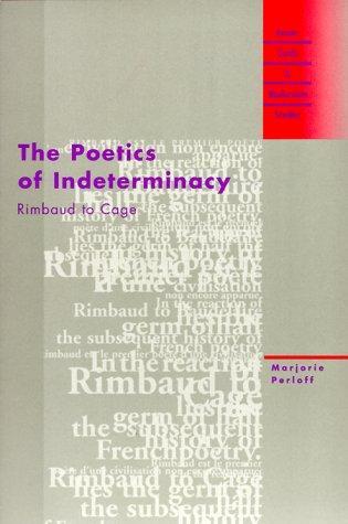 The poetics of indeterminacy
